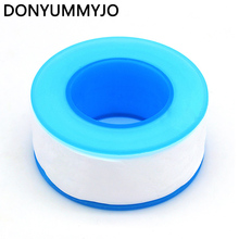1 PCS 10m P.T.F.E Thread Seal Tape Water Pipe PTFE Teflon Thread Seal Plumbing Tape(China)