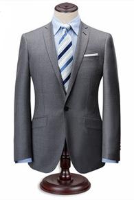 HTB1z MvRFXXXXb3XVXXq6xXFXXXz - Custom Made Men's Wedding Suits Groom Tuxedos Jacket+Pant+Tie Formal Suits Business Causal Slim Navy Plaid Custom Suit Plus Size