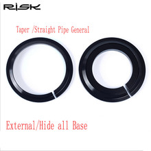 Bike Headset Base Spacer Crown Race Bike Headset Washer for 28.6mm Straight Fork / 1.5 Tapered Fork Bicycle Parts