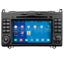 NaviTopia Brand New 1024*600 Quad Core 16G 7'' Pure Android 4.4.4 Car PC for Benz W203 (2004-2007) New Car DVD Multimedia Player(China)
