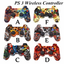 Cewaal 2.4GHz 6 colors Wireless Joystick Bluetooth Gamepad Controller For Playstation 3 PS3 Game Consoles Gaming Remote Control(China)