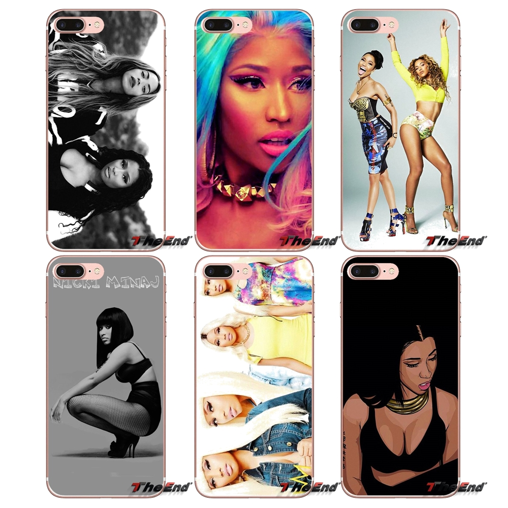 Nicki Minaj Young Money для Samsung Galaxy S2 S3 S4 S5 MINI S6 S7 edge S8 S9 Plus Note 2 3 4 5 8 Coque Fundas силиконовый чехол