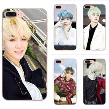 Для Apple iPhone 4 4S 5 5C 5S SE 6 6 S 7 8 Plus X XS Max XR TPU Защитная группа suga Bangtan Boys(Китай)