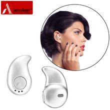 AmericaMander Mini Style Wireless Bluetooth Earphone Phone bluetooth headset S530 Headphone V4.1 Micro For Iphone Mobile Phone