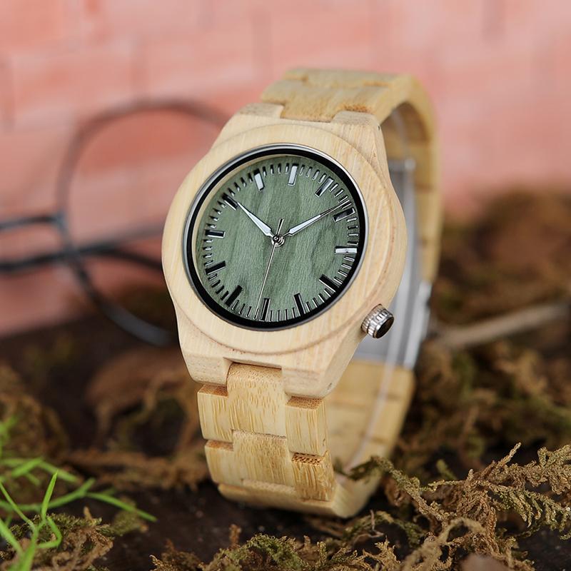 99W_2148P12 bamboo watch
