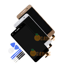 New Full LCD Display + Touch Screen Digitizer Assembly Replacement For Huawei Y6 II Compact LYO-L01 LYO-L21 Free Shipping+Tools