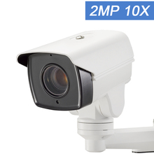 FULL HD 2MP 1080P MINI PTZ IP Camera PoE P2P onvif 10X optical zoom IR 80M outdoor SD Card slot Network CCTV security Camera