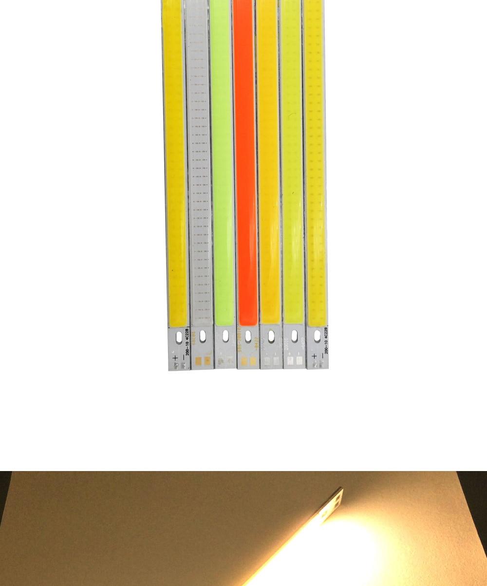 cob led light strip lamp bulb car auto lighting 10w 12V (9)