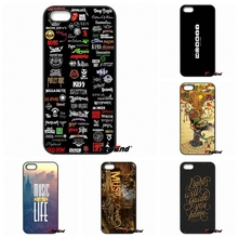 For Motorola Moto E E2 E3 G G2 G3 G4 PLUS X2 Play Style Blackberry Q10 Z10 love Many Rock Music Bands Plastic Phone Cover Case