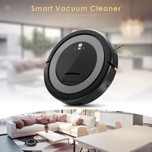 I6 Smart Robot Vacuum Cleaner For Home Remote Control Cleaning Appliances Strong Suction AC100 - 240V Planned Robot Aspirador(China)