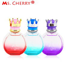 60ml Perfume Perfumes for women Flower Scent Purple Red Blue Lover's Gift makeup Natural Deodorant Fragrance Antiperspira MH040