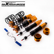 Coilovers Suspension Kit for 94-04 Ford Mustang 4th Shock Absorbers Struts 24 Ways Adjustable Damper Force(China)