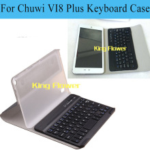 Original Wireless Bluetooth Keyboard Touchpad Case For CHUWI Vi8 Plus,Hot Bluetooth Keyboard Case For CHUWI Vi8 Plus + 4 gifts
