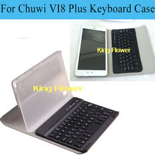 Original Wireless Bluetooth Keyboard Touchpad Case For CHUWI Vi8 Plus,Hot Bluetooth Keyboard Case For CHUWI Vi8 Plus + 4 gifts(China)