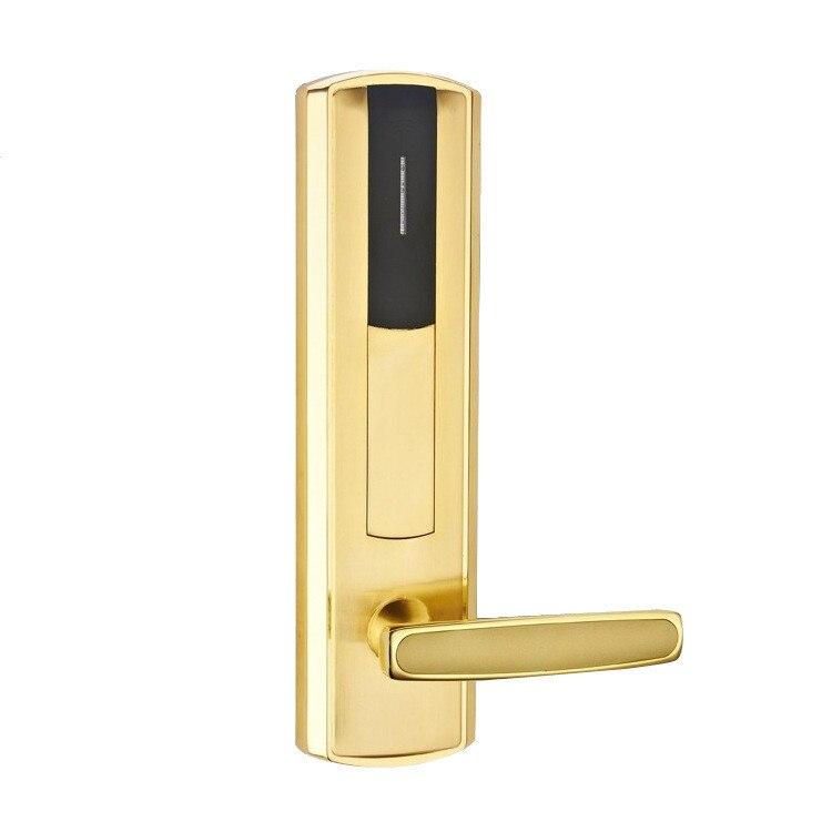 Electronic RFID  smart card  hotel card lock<br>