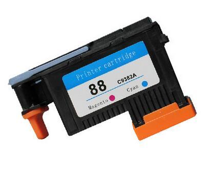 for hp88 print head for HP 88 Printhead C9382A Cyan Magenta for HP Officejet Pro L7580 7580 K550 5400 K5400 L7480 500 Printer<br><br>Aliexpress
