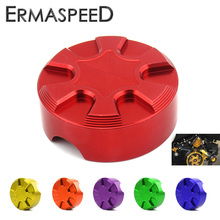 CNC Aluminum Motorcycle Engine Motor Cover Cap Modified Accessories Red Orange Purple Gold Green for Honda MSX125