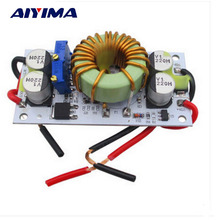 AIYIMA 250W High-power DC-DC 12V To 24V 48V Step-up Module Mobile Power Supply LED Driver Boost Converter