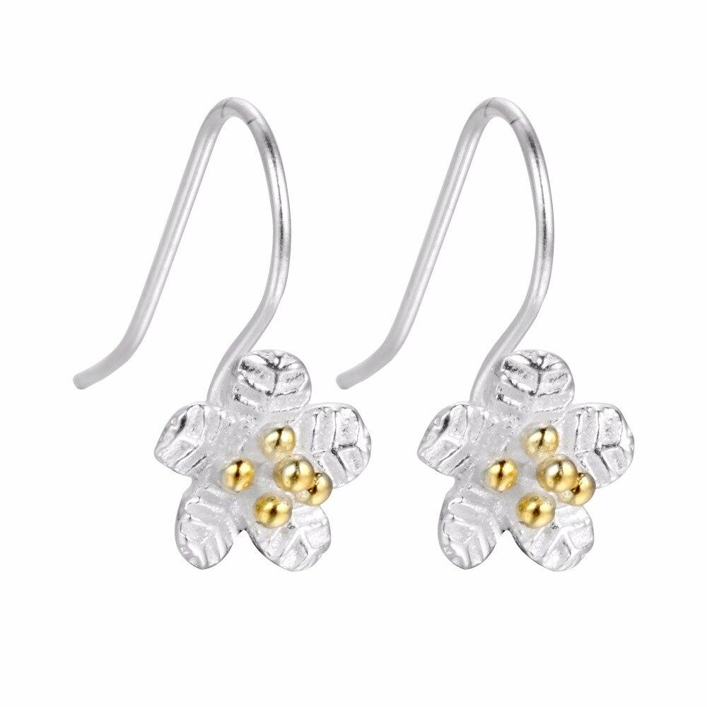 QIAMNI-925-Sterling-Silver-Flower-Dangle-Drop-Hook-Earring-Minimalist-Jewelry-Birthday-Party-for-Women-Girls