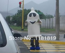 Buy MASCOT white CONDOM mascot costume custom fancy costume anime cosplay kits mascotte fancy dress