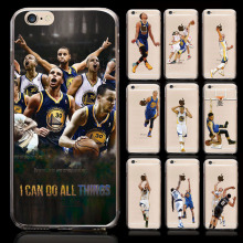 2017 New NBA Basketball Stephen Curry Slim Hard PC Matte Case For iPhone5 5s 6 6s Scratch Resistant Silicon Back Panel Cover