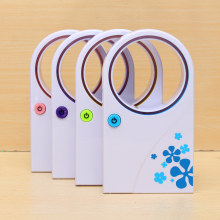 Portable Handheld Mini Usb Fan No Leaf Fan USB Mini Portable Bladeless Refrigeration Desktop Air Conditioner Mini size