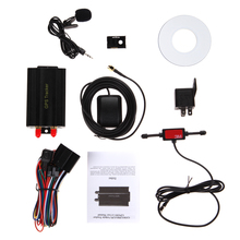 GPS/SMS/GPRS Car Tracker TK103A Vehicle Real-time Tracking System For Car Location Hot Selling