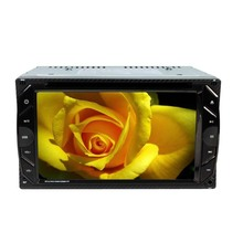 2 Din 6.2 Inch Car DVD Player Audio Video Multimedia Players For All Cars With USB/SD/DISC/MP4/DIVX/DVD/VCD SH6283(China)