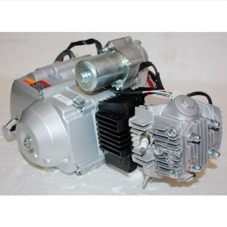 BT 125cc 1+1 Fully Auto + Reverse Engine Motor PIT QUAD DIRT BIKE ATV DUNE BUGGY(China (Mainland))
