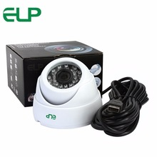 2.0MP white plastic dome USB camera MJPEG 30fps 1920*1080 night vision hd usb dome camera 1080P for Linux Android Windows Mac(China)