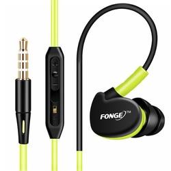 Original Sport Headphones Running Earphones Waterproof Portable Headset Bass Hifi Earbuds With Mic For All Mobile Phone MP3