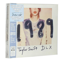 Free Shipping: Taylor Swift album 1989 CD seal(China)