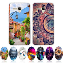 Case For Alcatel Touch POP 3 5.5'' Cover Soft Silicone For Alcatel POP3 5.5''5025E 5025G 5025X 5025D 5025N Phone Cases Fundas