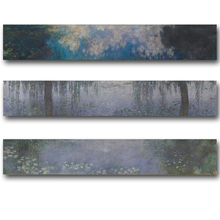 Large Wall Painting Monet Oil Painting Reproduction Abstract Impressionist Oil Painting Print On Canvas Art Print Home Decor