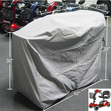 "ARSMUNDI 20sets Wholesale Prices Motorcycle Cover Mobility Scooter Storage Cover Size 48""L x 22""D x 38""H"