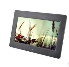 High quality 10.2 inch LCD Digital Photo Frame Support mp3, video play with Wireless Remote Control