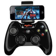 Portable Joystick Vibration Handle Gamepad PXN - 6603 MFi Certified Wireless Bluetooth Game Controller For iphone/ipad/App TV(China)