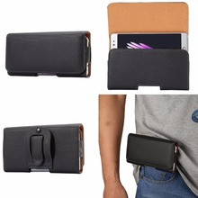 Belt Clip Holster Universal Luxury Leather Pouch Case Skin Cover For Nokia 3350 3300 5100 5210 6200 6822 N71 N80 N91 N92(China)