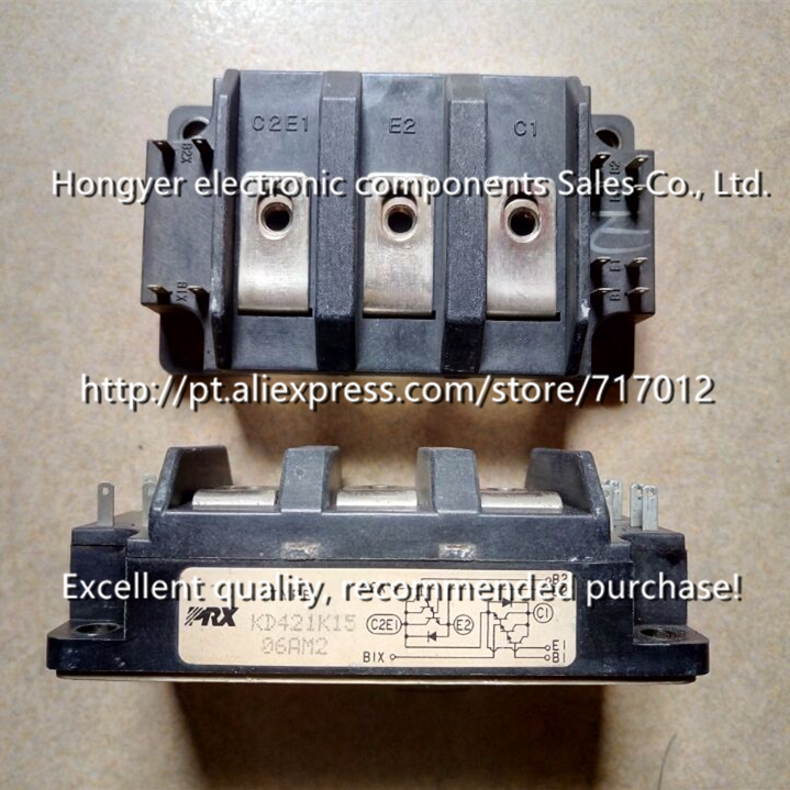 Free Shipping KD421K15 No New(Old components,Good quality) , GTR Module,Can directly buy or contact the seller<br><br>Aliexpress