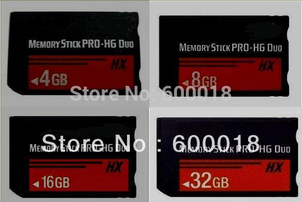MicroSDHC to to Memory Stick Pro Duo Non-Retail packaging