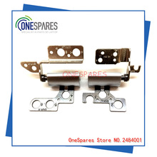 OneSpares NEW original hinge for Dell for Inspiron 14Z 5423 14Z-5423 laptop LCD Hinges Left + Right silver