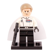 Star Wars Rogue One Single Sale PG661 Orson Krennic Mini Dolls  75156 Imperial Shuttle Building Blocks Toys Children X'mas Gifts