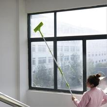 Window Wash Brush Cleaning Washing Mop Stainless Steel Telescoping Handle Body Duster Dirt Dust Retractable Dusters Tool(China)