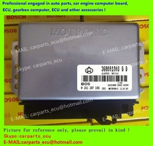 For CHANA Automotive  engine computer board/ECU/ Electronic Control Unit/Car PC/0261207186 3600010A8 /driving computer