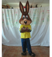 big head bunny mascot costume for adult