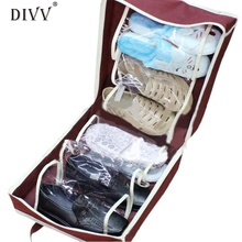 Portable Shoes Travel Storage Bag Organizer Tote Luggage Carry Pouch Holder Wonderful