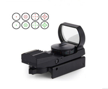 Hunting scope Tactical Holographic Reflex Red Green Dot Sight Scope For Airsoft 20mm Rail