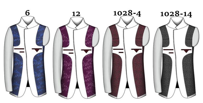HTB1zbpZheALL1JjSZFjq6ysqXXa2 - Custom Made Men's Wedding Suits Groom Tuxedos Jacket+Pant+Tie Formal Suits Business Causal Slim Navy Plaid Custom Suit Plus Size