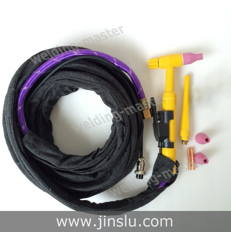 Freight free QQ150 welding torch welding gun 4 meters for TIG welding<br>