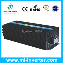 Hot Sale 6000W/6KW Solar Panel  Inverter With Intelligent Control Power Inverter One Year Warranty